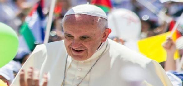 Imagen del papa Francisco. Flickr