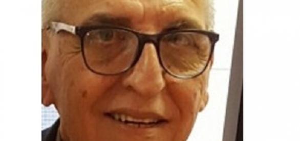 O estagiário Guilherme Lobarinhas.