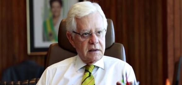 O ex-ministro do PMDB Moreira Franco