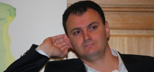 Sebastian Ghiță. Foto: nineoclock.ro
