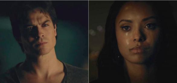 The Vampire Diaries: Damon e Bonnie