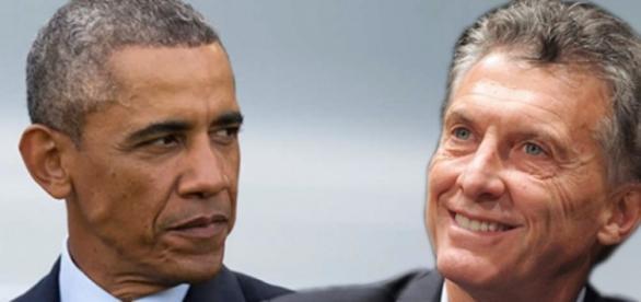 """Visita de Obama condicionó más aun la """"entrega"""" de la Argentina"""
