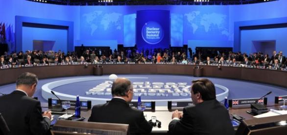Cumbre de Seguridad Nuclear / Fuente: Wikimedia