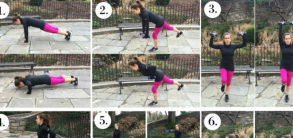 efficient upper body exercises