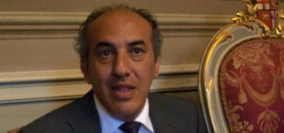 Luigi Sodano, segratario regionale di FI