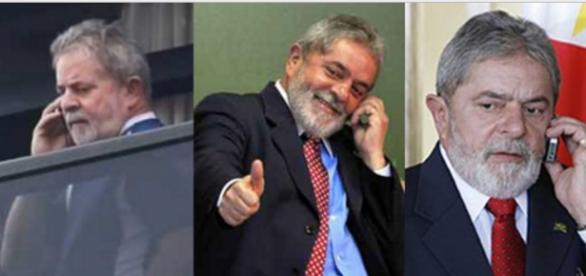 Lula diz que não tem telefone celular