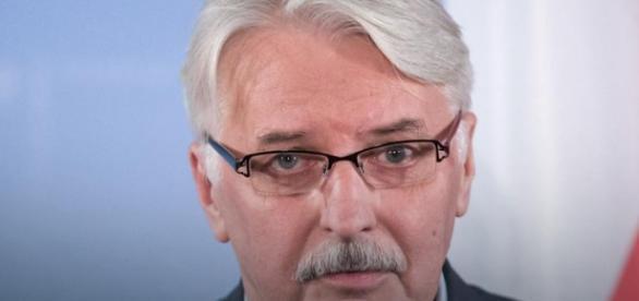 Minister Spraw Zagranicznych RP-Witold Waszczykowski