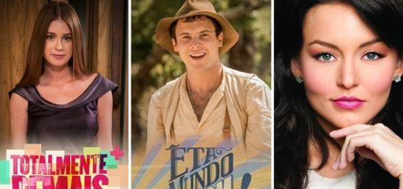 Novelas da Globo tão em alta com o público