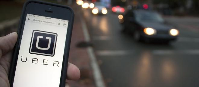 ¿Cómo funciona la aplicación Uber?