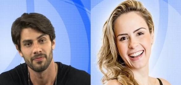 Ana Paula agride Renan com tapas no rosto