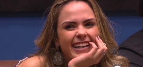 Ana Paula pediu para sair do 'BBB16'