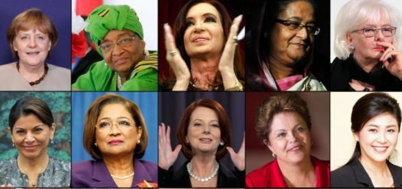 Cele mai puternice femei politician din lume