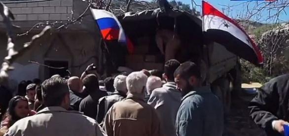 Die russische Kriegslist in Westsyrien?