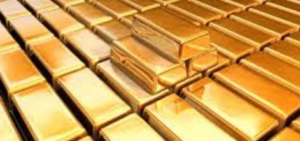 Investimento in lingotti d'oro