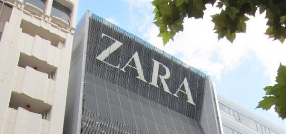 Zara is part of Spanish giant group Inditex.