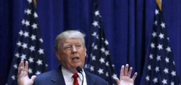 Trump: candidato controversial
