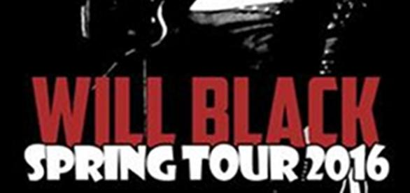 Will Black's UK Spring Tour 2016