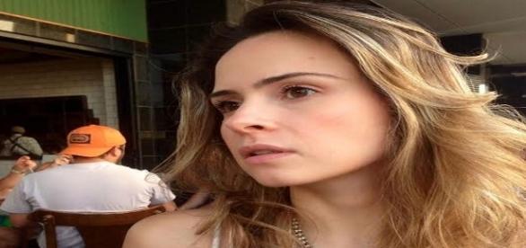 Ana Paula está desclassificada do Big Brother 2016