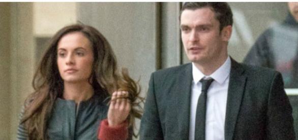 Casal destruído: Stacey terminou tudo com Adam