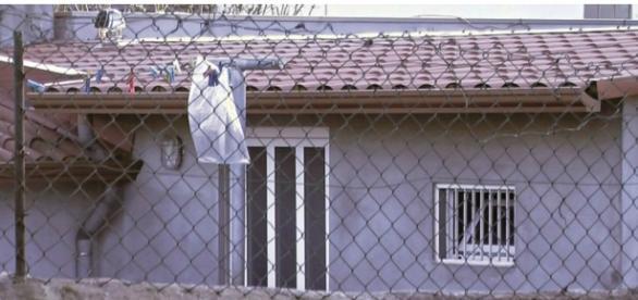 Foi essa a casa invadida pelos assaltantes