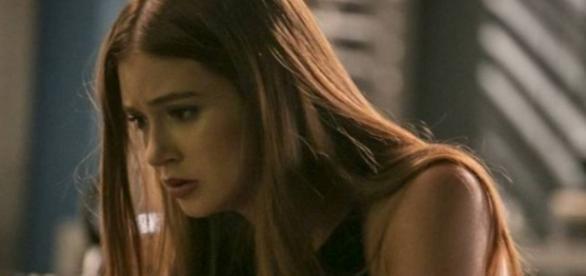 Gilda não acredita que Dino denunciou Eliza