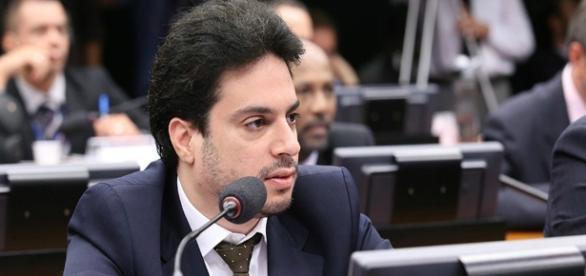 Gurgel durante sessão do Conselho