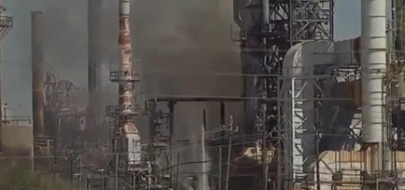 Incêndio na refinaria ocorreu nesse sábado