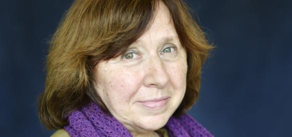 "Svetlana Alexievich escreveu ""Vozes de Chernobyl"""