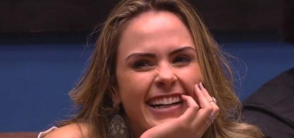 Ana Paula é expulsa do Big Brother Brasil