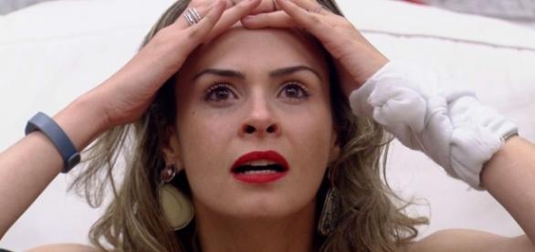 Ana Paula está no centro de toda a polêmica