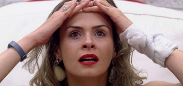 Ana Paula volta ao Big Brother Brasil