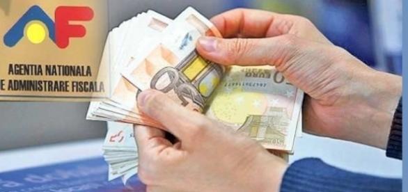 ANAF vrea biruri grele pentru români
