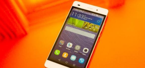Huawey P8 Celular de alta gama de calidad en fotos y vídeos HD