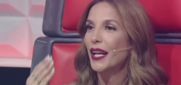 Ivete Sangalo emociona a todos no The Voice Kids