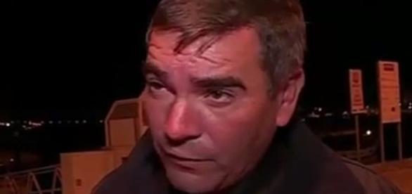 Sérgio Lapa falou para a CMTV sobre o crime