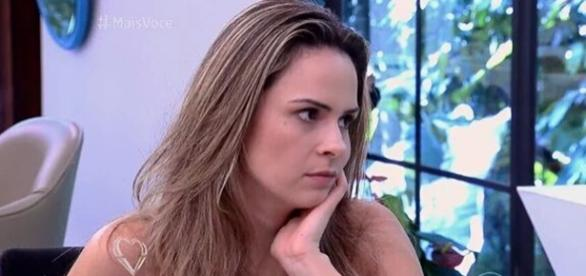 Ana Paula conversou com Ana Maria Braga
