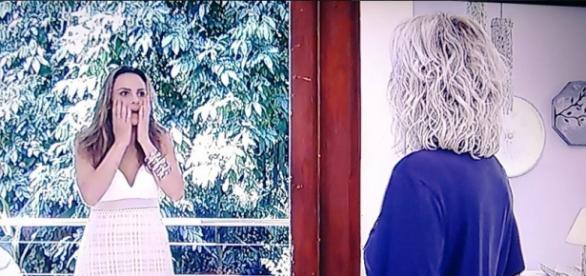 Ana Paula e Ana Maria Braga (Divulgação/Globo)