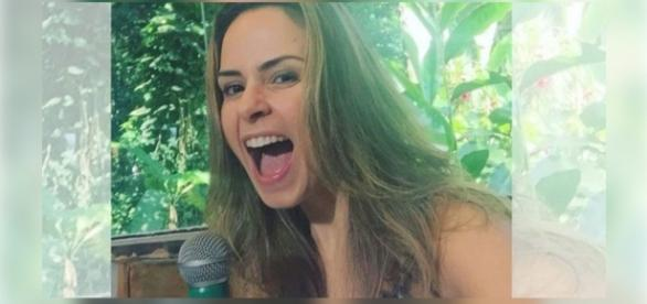 Ana Paula se torna a queridinha da Globo