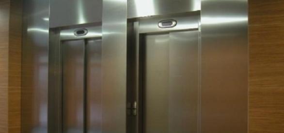 ascensor similar al del edificio