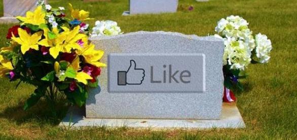 Facebook en 2098 el mayor cementerio virtual