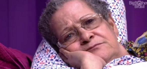 Geralda no BBB16 (Reprodução/Globo)