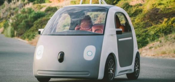 Google's autonomous car has had 17 accidents.