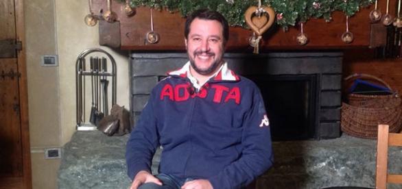 Il leader della Lega, Matteo Salvini (Fonte Fb)