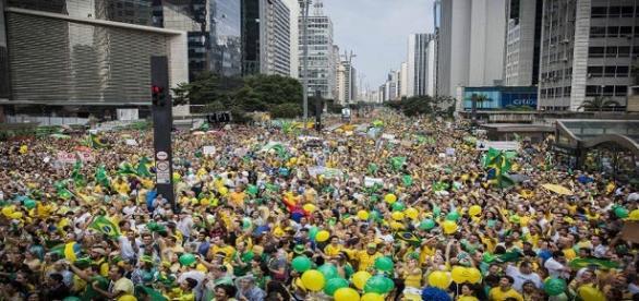 Manifestações agendadas para o dia 13 de março