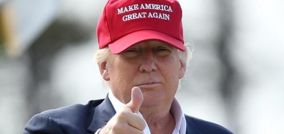 Trump está a agitar diplomacia internacional