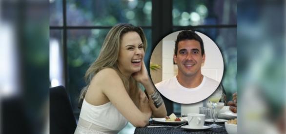 Ana Paula espera conhecer André Marques