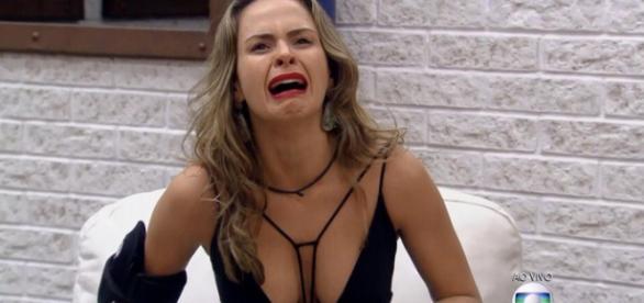 Ana Paula não teve sorte com André Marques