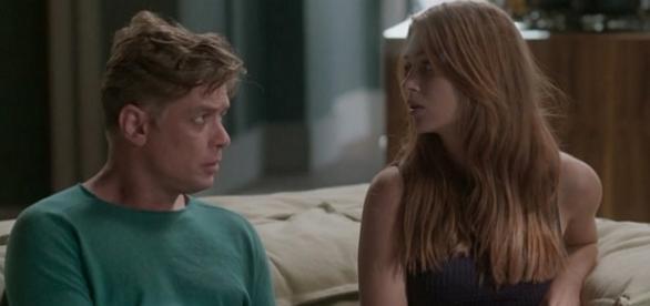 Arthur e Eliza - Foto/Reprodução