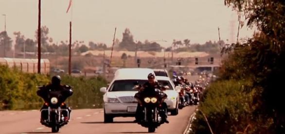 Bild: Youtube / Hells Angels Patrick E. Final Ride