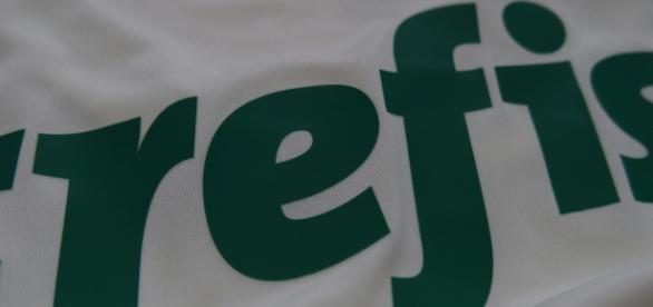 Crefisa estampa a camisa do Palmeiras.